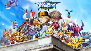 Pokeland Legends APK + Mod