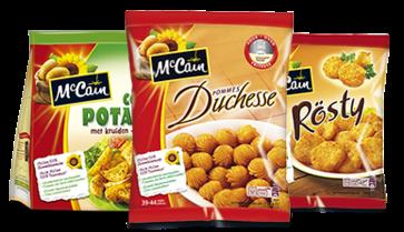 producten van McCain in de Philips Airfryer