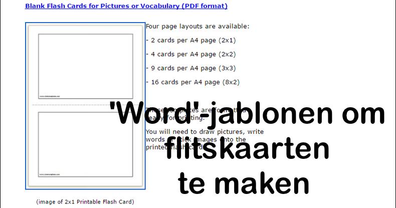 educurator gratis microsoft word sjablonen om