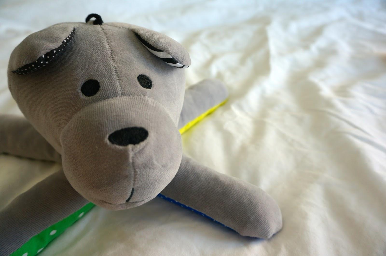 The Whisbear: Our Baby Sleep Saviour