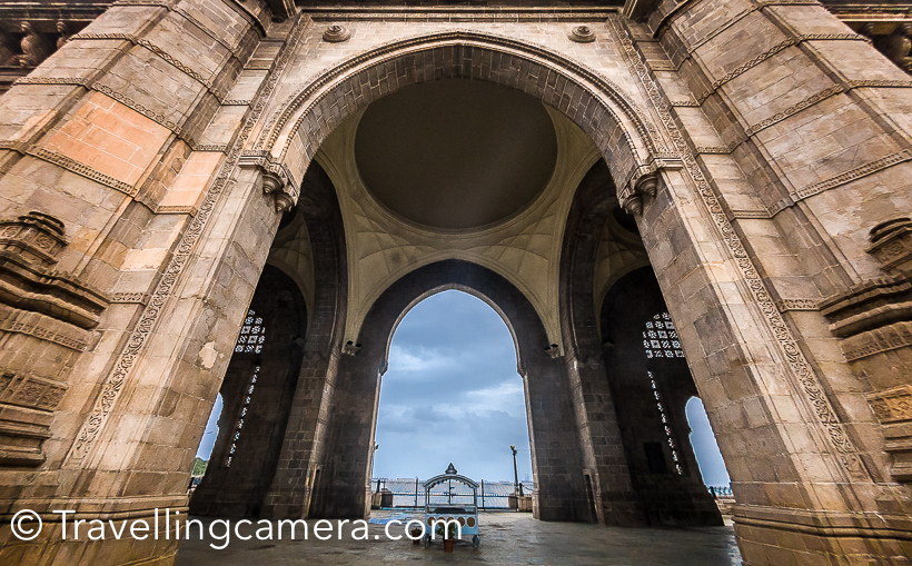 Gateway Of India - The Most Visited Place In Mumbai, India-6724