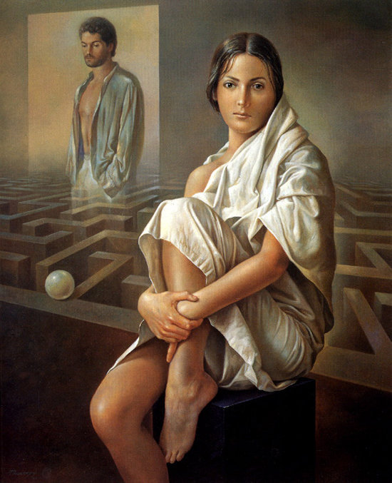 Alberto Pancorbo - Spanish painter