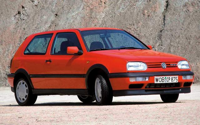 VW Golf GTI Mk3