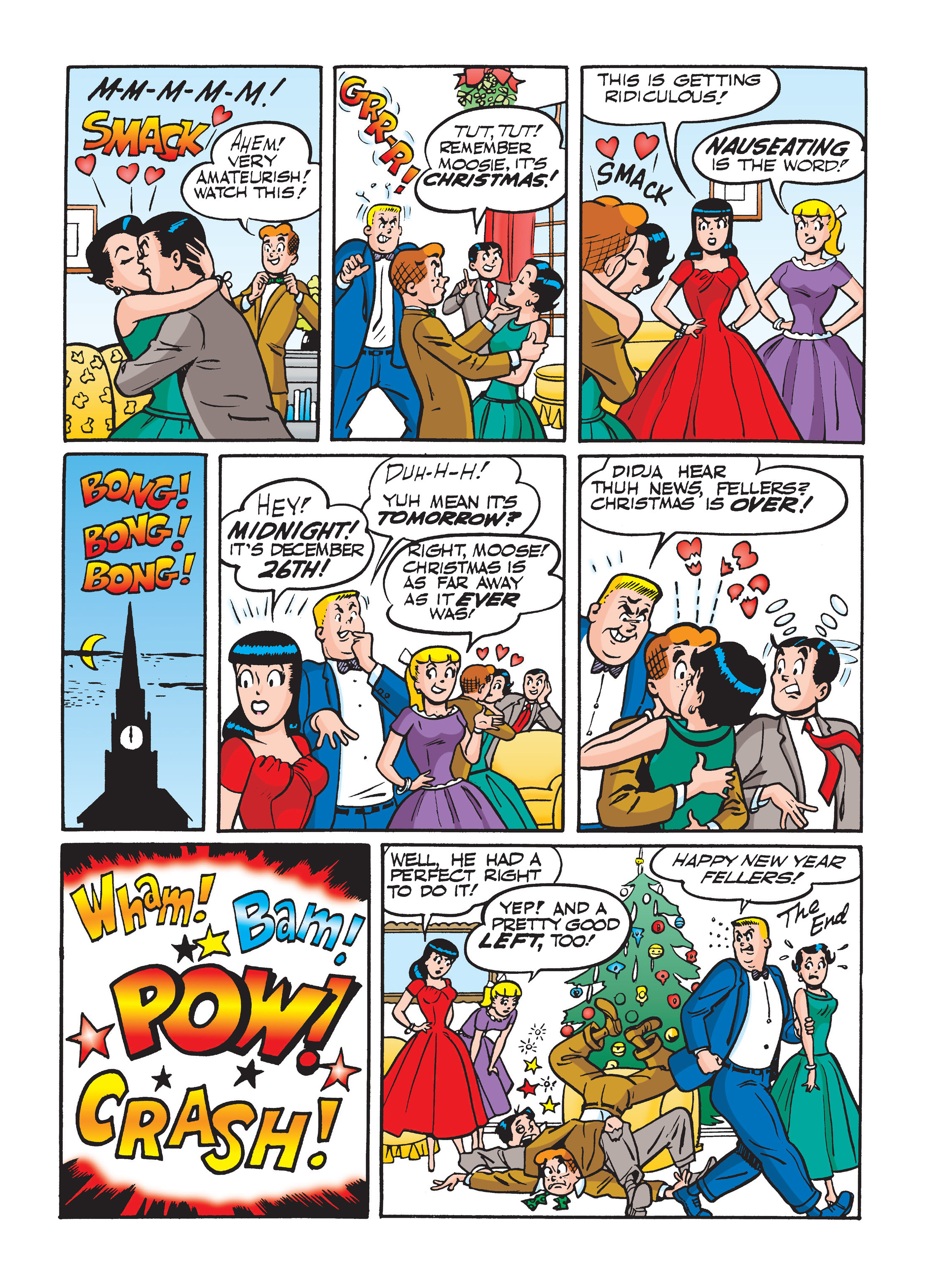 Read online Archie Comics Super Special comic -  Issue #7 - 8