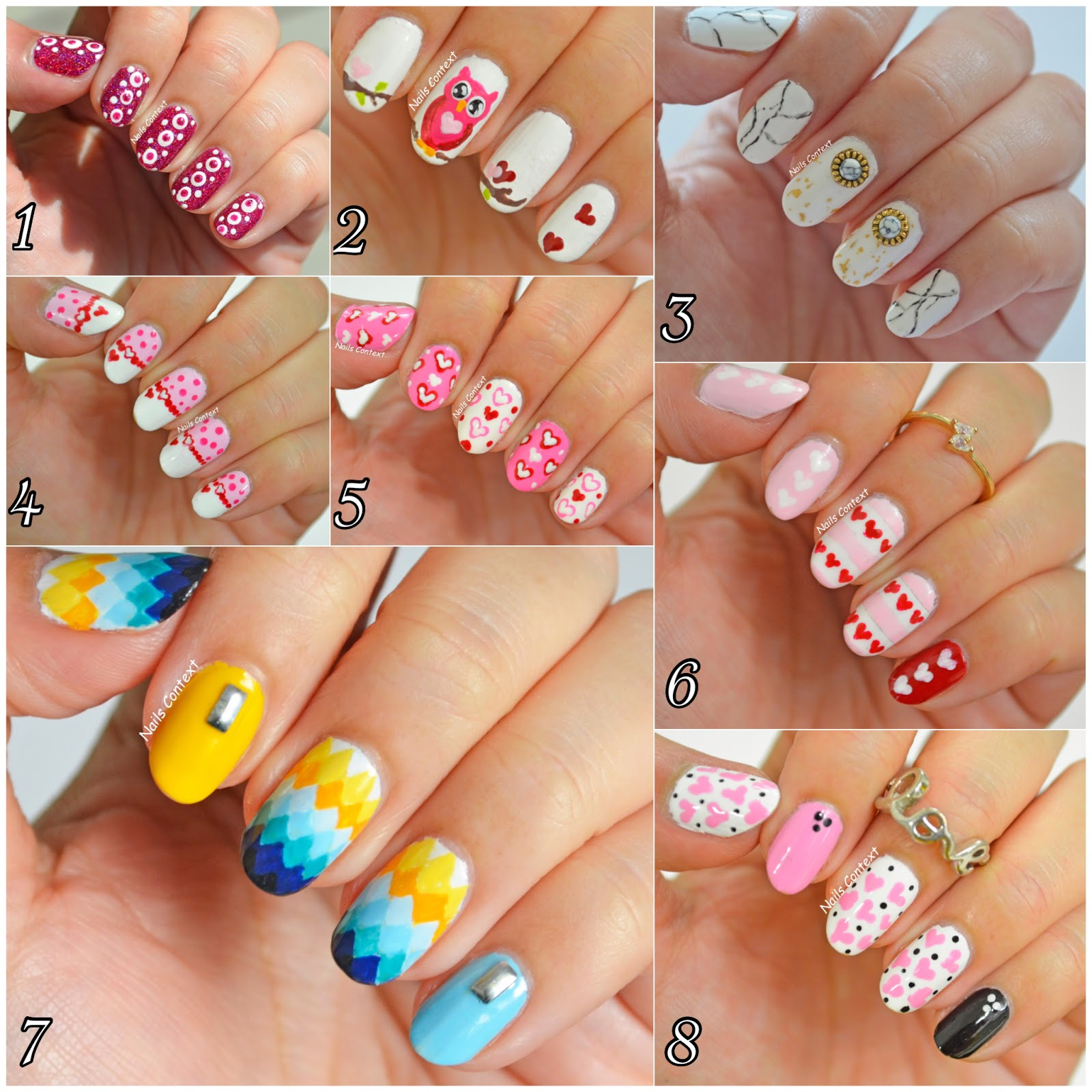 Nails For February | Best Nail Designs 2018