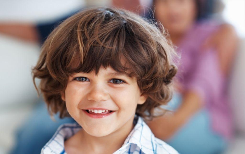 Model Rambut untuk Anak Kecil Laki - laki