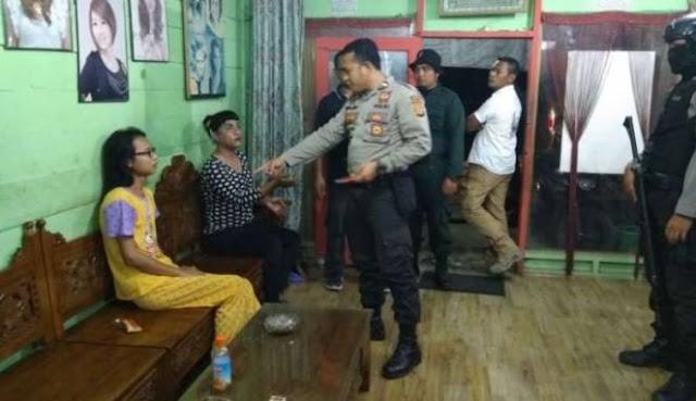 Gara-gara Gunduli Belasan Waria, Kapolres di Aceh Diperiksa
