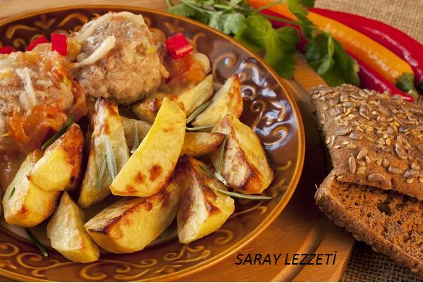 fırında-patates-köfte