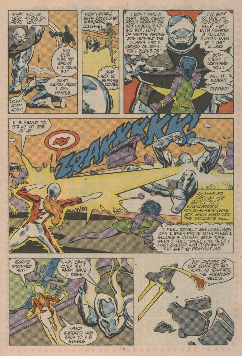Read online Alpha Flight (1983) comic -  Issue #43 - 8