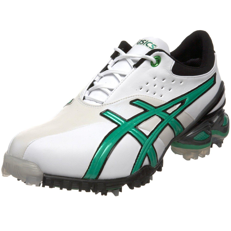 Pro Collection Asics Men S Gel Ace Golf Shoe White Green