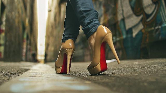 14 cm's heels