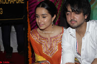 Shraddha Kapoor Spotted at Inauguration Of Pandit Padharinath Kolhapure Marg Exclusive  01 (2).JPG