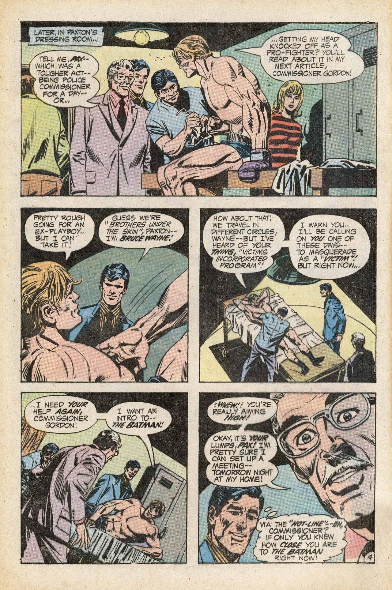 Detective Comics (1937) 417 Page 5