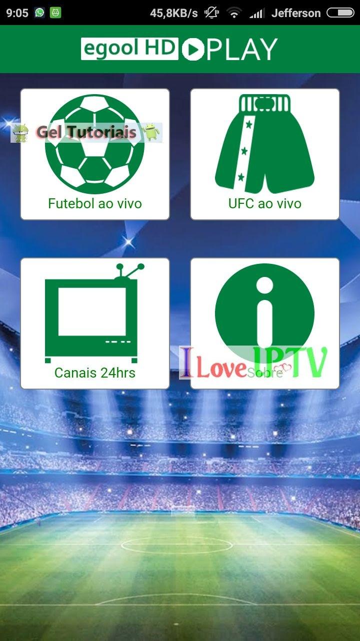 Futebol apk