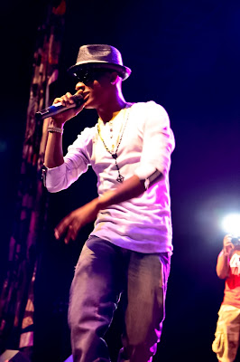 4 Banky W, Wizkid, Skales Kick Off EME US Tour (Photos)