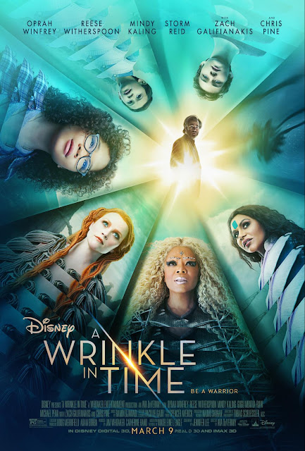 "Disney's ""A Wrinkle In Time"" {review}"
