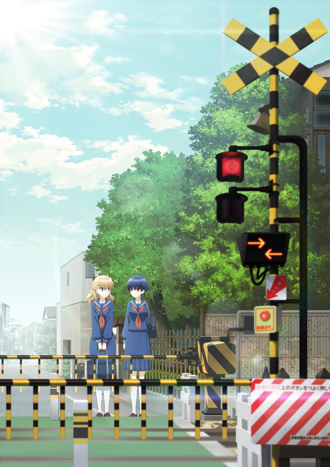 Kết quả hình ảnh cho fumikiri jikan anime