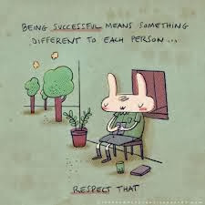 Being-successful-means-something-different-to-each-person-saying