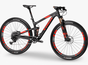 Велосипед Trek Top Fuel 9.9 SL Race Shop Limited