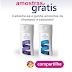 Peça agora Amostras Grátis de Shampoo e Sabonete