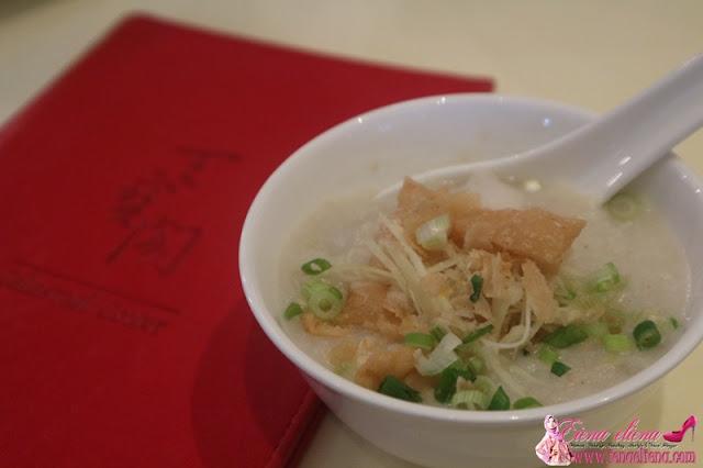 Fish Porridge