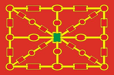 Bandera de La Baja Navarra