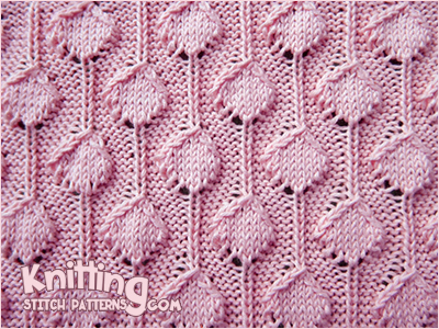 Knitting Stitches A To Z : Blogkeen - Knitting Stitch Patterns