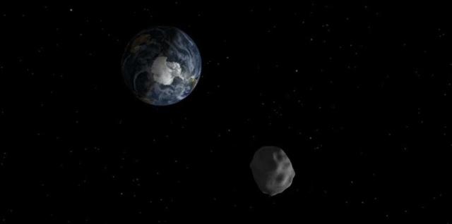 "Asteroide ""potencialmente peligroso"" se acerca a la Tierra"
