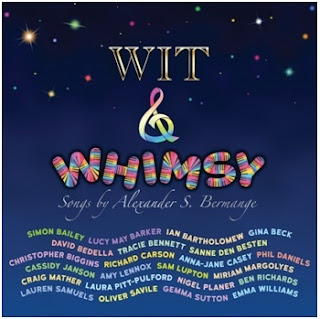 Wit & Whimsy - the brand new album from Alexander S Bermange