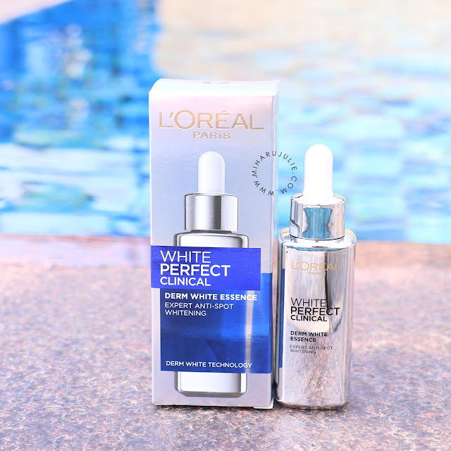 White Perfect Clinical Derm White Essence review