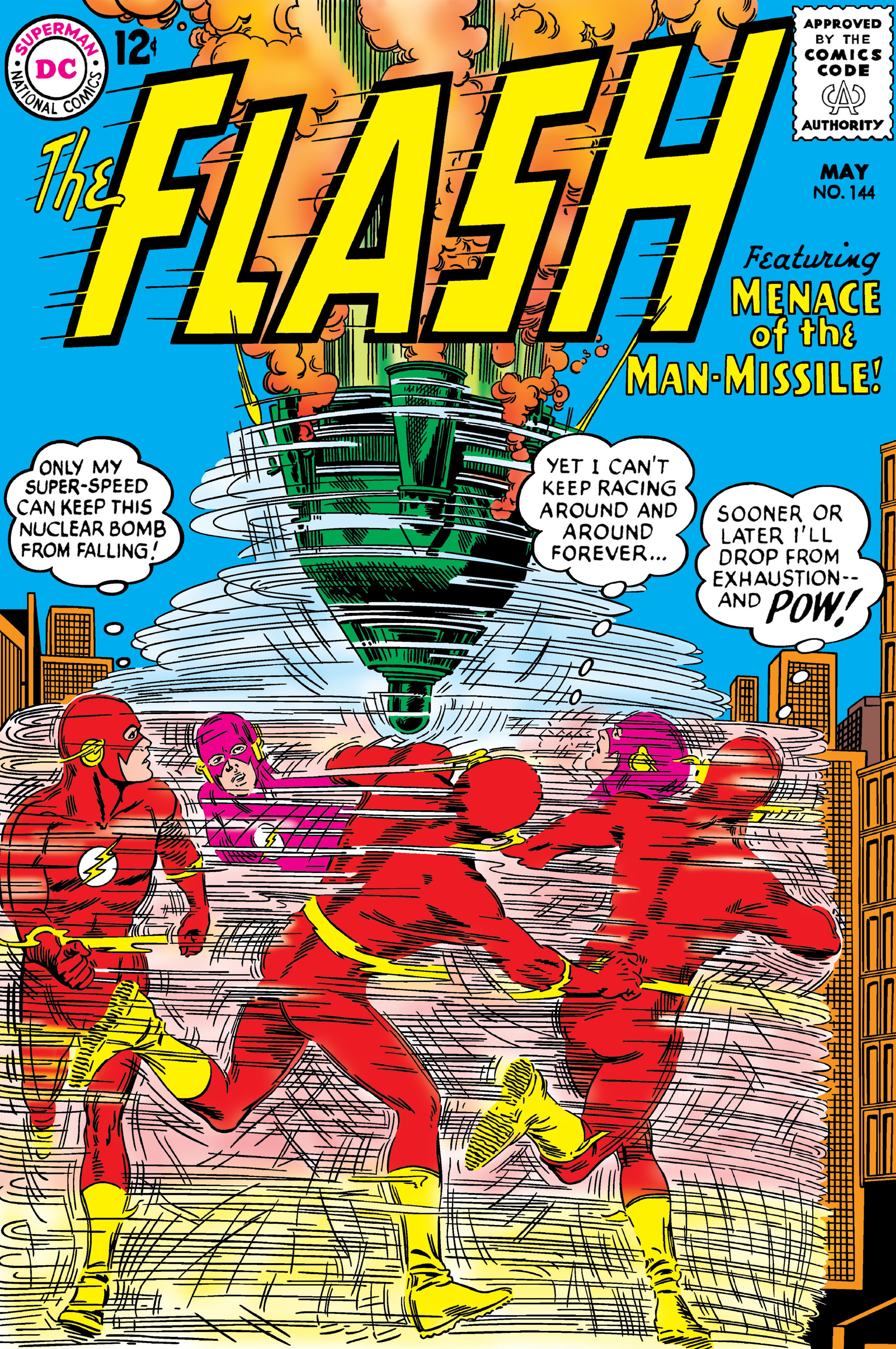 The Flash (1959) 144 Page 1