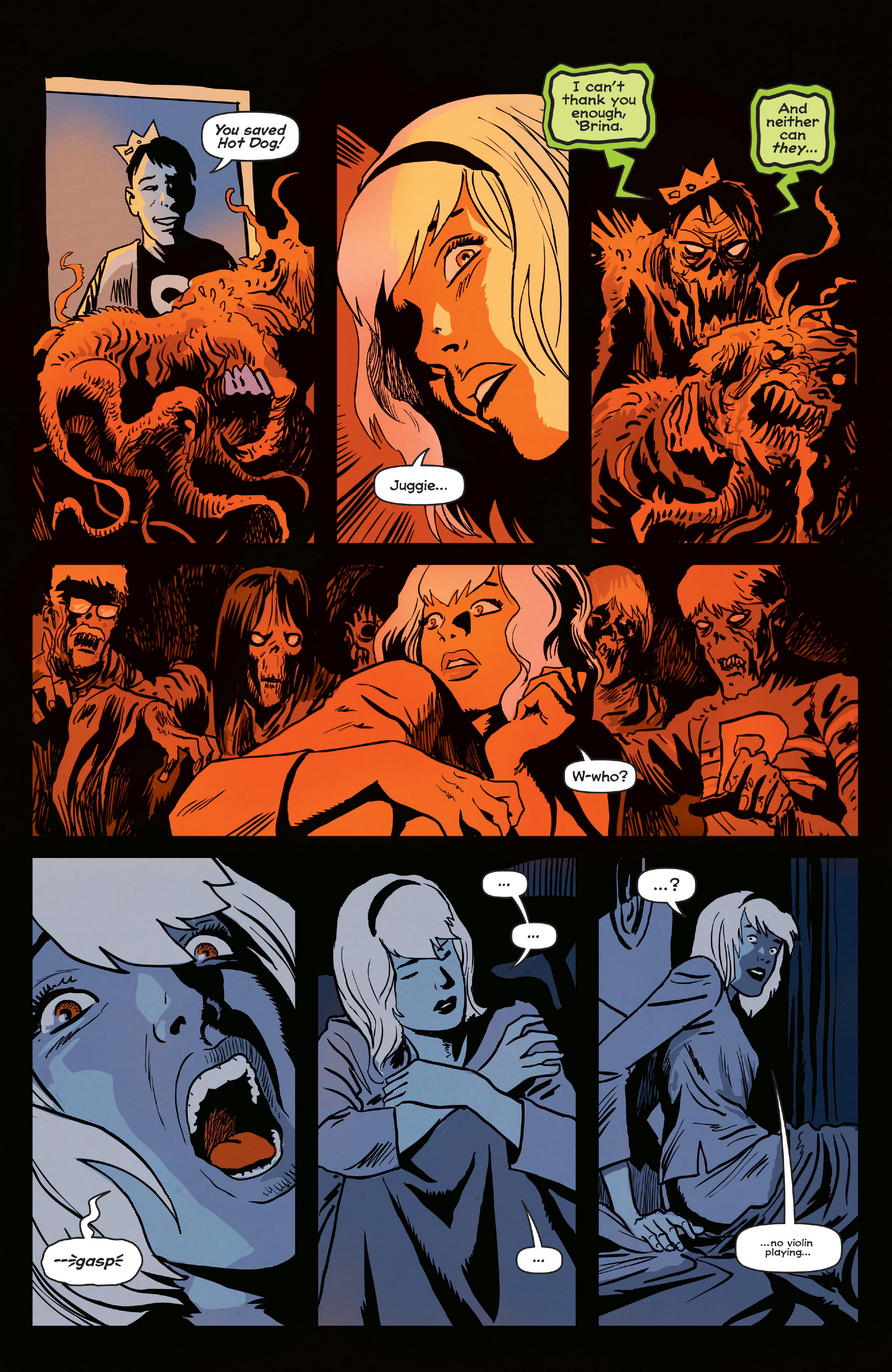 Read online Afterlife with Archie comic -  Issue #6 - 15