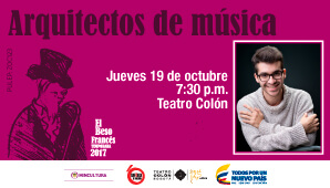ARQUITECTOS DE MUSICA Teatro Colon