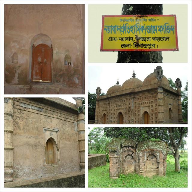 Nayabad Masjid, Dinajpur