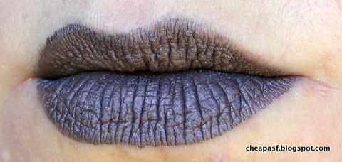 Hard Candy Metallic Mousse Lip Color in Smoke & Mirrors