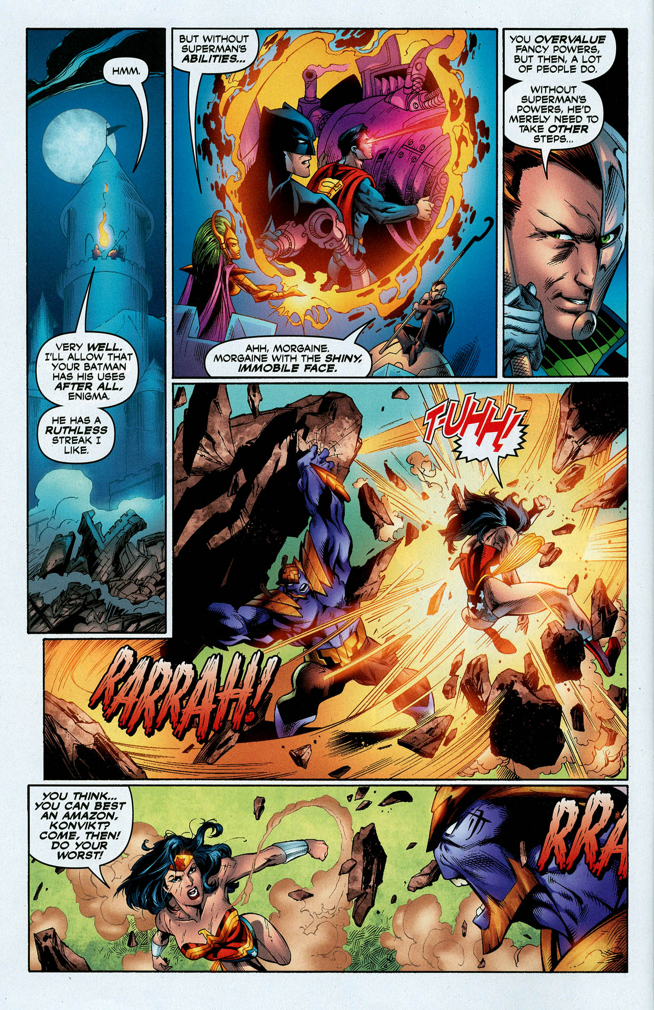 Read online Trinity (2008) comic -  Issue #5 - 10