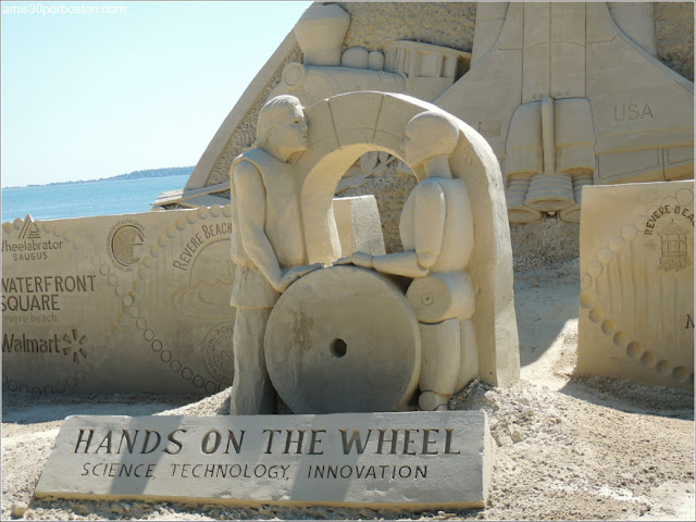 """Hands On The Wheel"" Science, Technology, and Innovation"