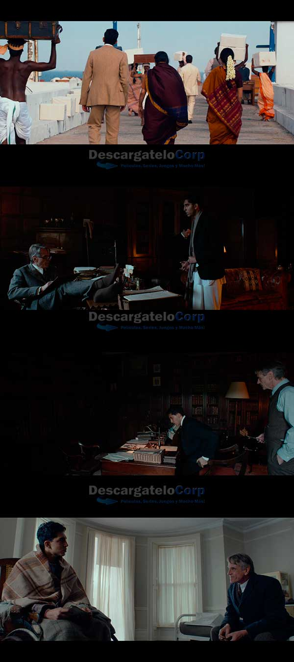 El hombre que conocia el infinito HD 720p Español Latino