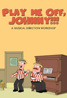 Be The Play Me Off Johnny Workshop