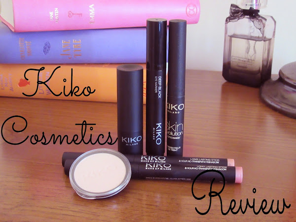 Kiko Costetics Review