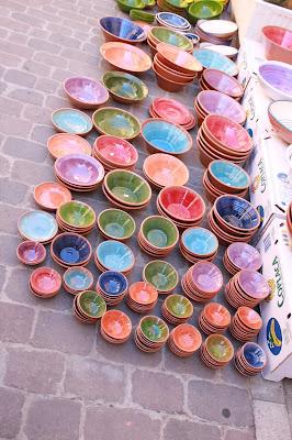 Markt in Santanyi - Familienurlaub Mallorca
