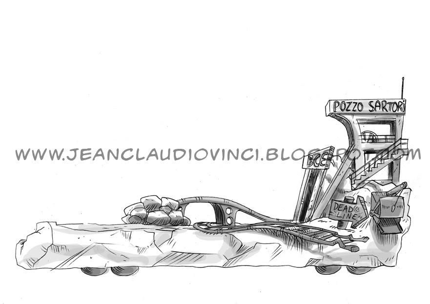La Cartella di Jean Claudio: Il mio contributo al