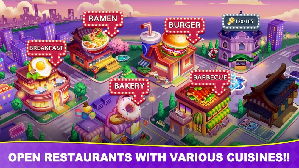 [FREE] Download Cooking Frenzy Madness Crazy Chef Cooking Games for Android