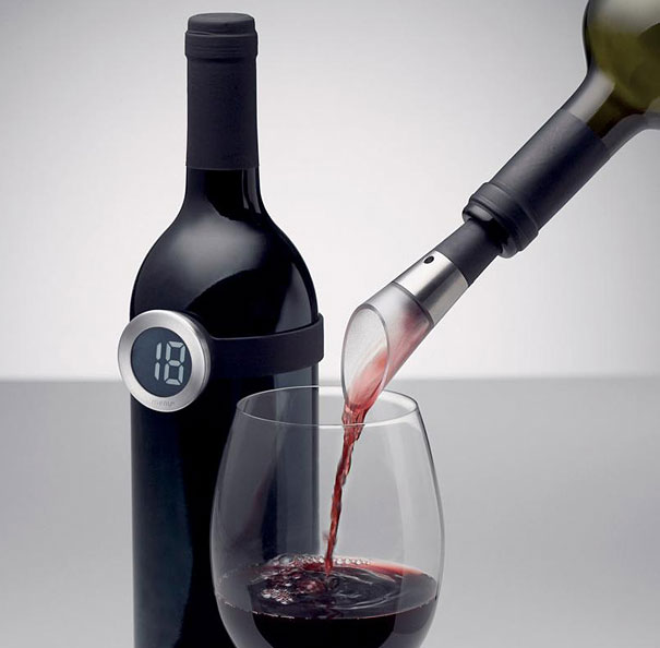 Fahrenheit Wine thermometer