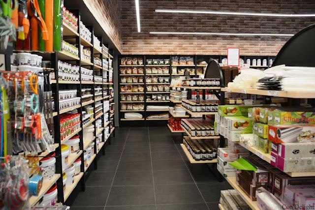 כלי אפייה, תבלינים ועוד פוליבה חנות ראשון Poliva store
