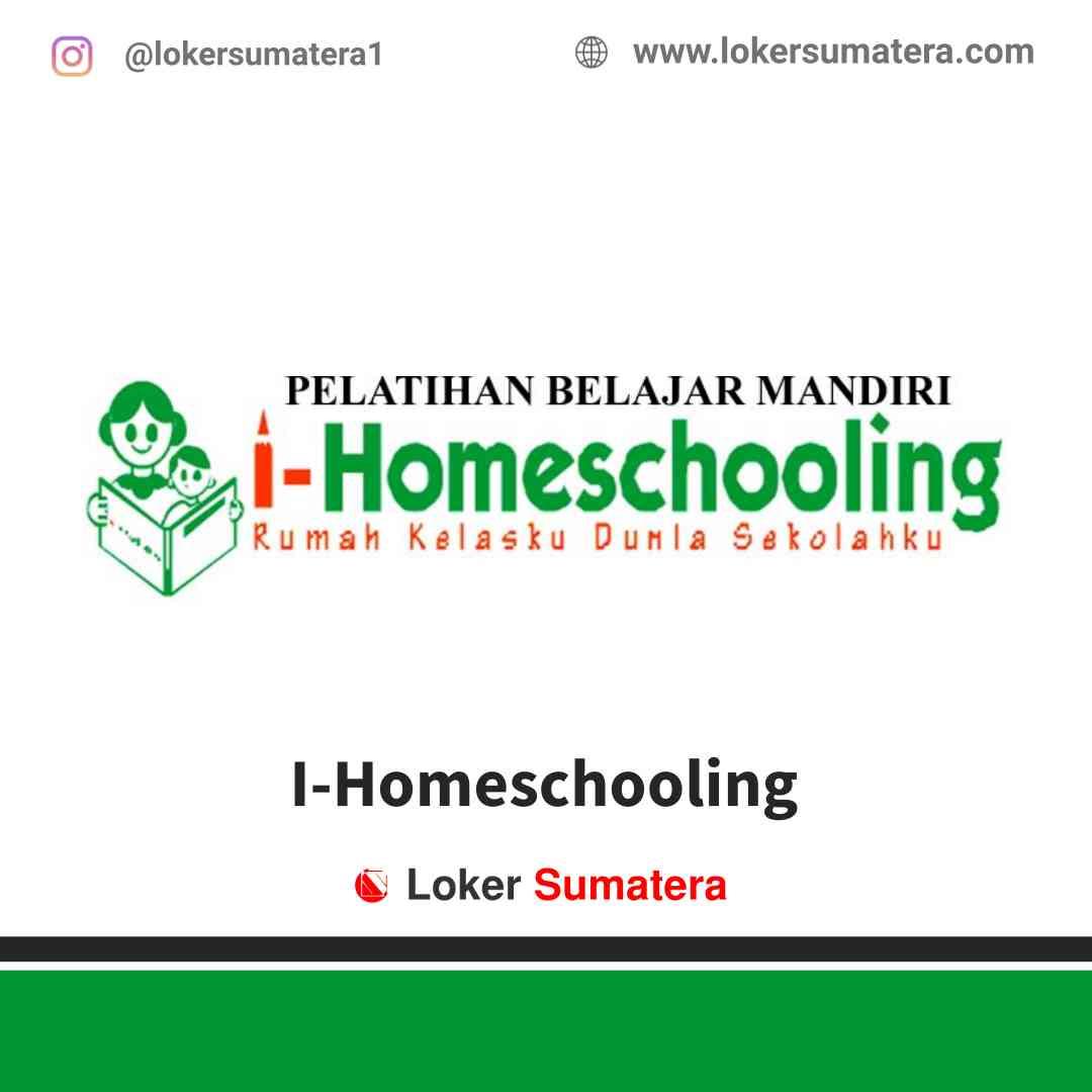 Lowongan Kerja Medan, I-Homeschooling Juni 2021