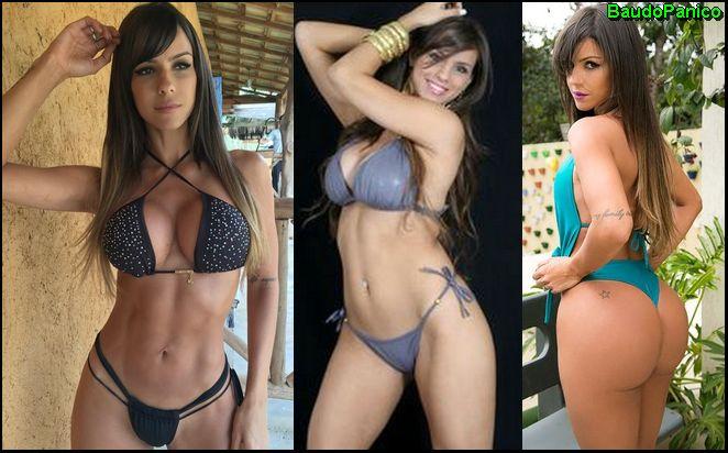 Panicat Carol Dias revela ter sindrome do Panico