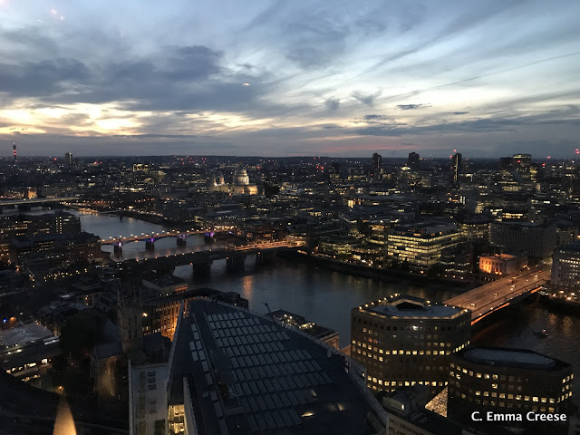 Luxury dining with a London View Hutong at the Shard Adventures of a London Kiwi