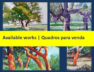 Available oil paintings- Quadros para venda
