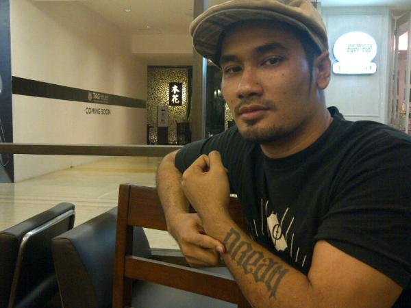 Shirtless Lovers Celebrities Indonesian  Tattooed Male-5926